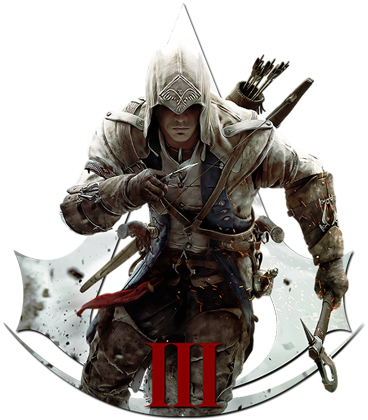Nadruk Assassin's Creed