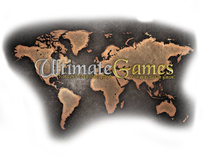 Nadruk UltimateGames - The Epic World