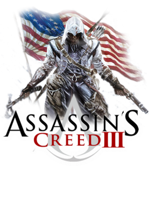 Nadruk Assassin's Creed III