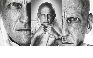 Nadruk I AM THE LAW - Pierluigi Collina