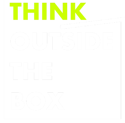Nadruk Think outside the box 2 WL