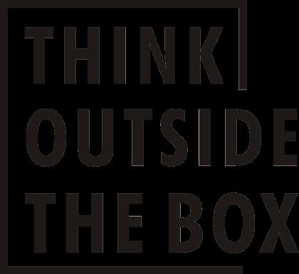 fb50a542b057d4 zaprojektuj podobną koszulkę zgłoś naruszenie Nadruk Think outside the BOX  3 WB Koszulka ...