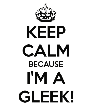 Nadruk Keep Calm Because I