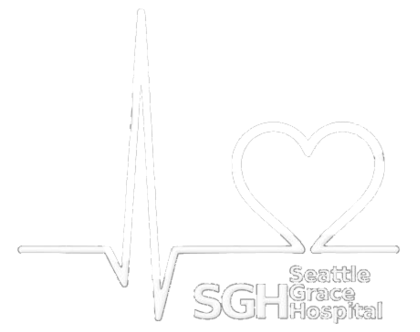 Nadruk Seattle Grace Hospital II