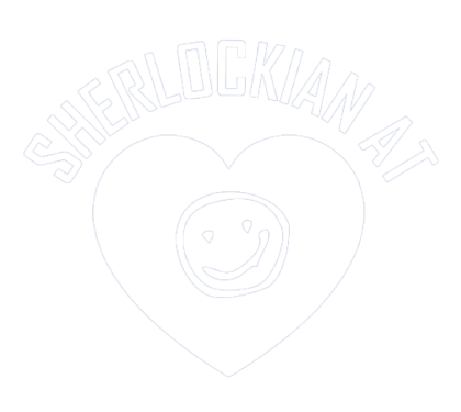 Nadruk Sherlockian at Heart