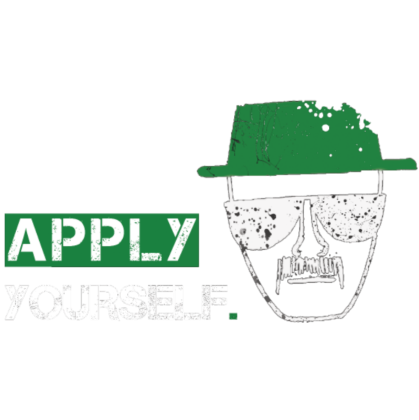 Nadruk Heisenberg - Apply Yourself II