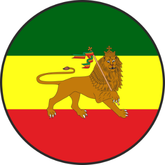 Nadruk Lion of Judah