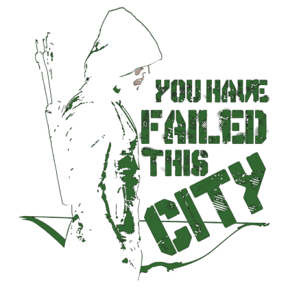 Nadruk You Have Failed This City